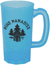 14oz Beer Stein Mugs Custom Stadium Cups Cheap Personalized ...